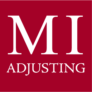 mi adjusting logo